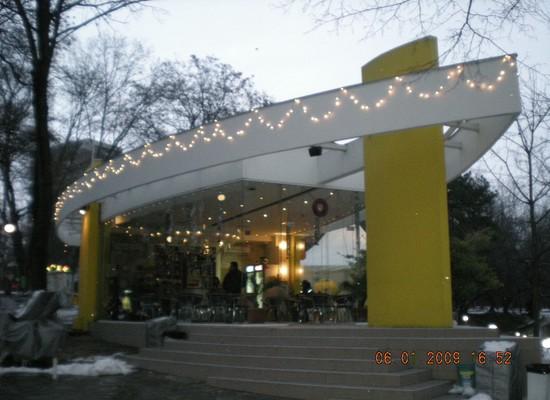 Кафе сладкарница Детски кът Варна